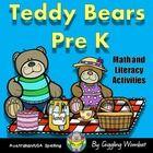 Teddy Bears Pre K