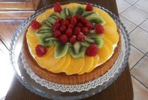 Quelle alla frutta / Una raccolta di torte dedicate alla frutta
