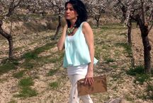 Sweet Mint / A Spring Special Look for Special Events. Visit my Blog http://mylovelywishes.wordpress.com/