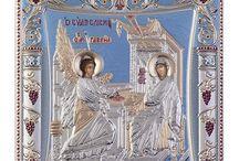 Virgin Mary annunciation - evangelismos