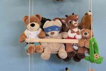 organizador brinquedos