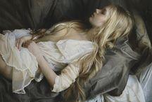 Oil paintings: Serge Marshennikov