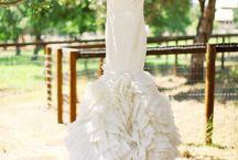 COLORFUL RANCH WEDDING