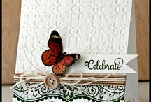 Butterfly Cards 3 / by Judy Duncan