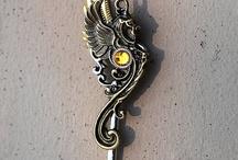 Des clés... comme des bijoux !