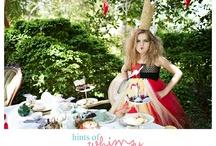 Themed Shoots - Alice in Wonderland