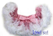 BabyzZ- Pettiskirt-Luxe / luxe pettiskirts /petticoats voor babys