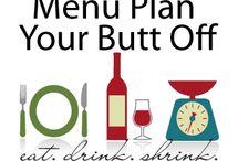 Food menu plans / by Carrie