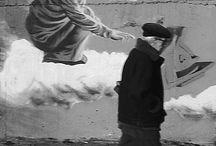 Граффити / Путешествие. Португалия . Фару