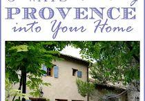 Provence ideas