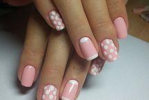 Nail design unghie