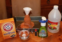 Homemade Volcano Projects