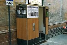 Vintage photobooths