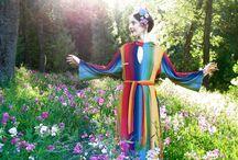 Over The Rainbow / by Dana Petersen