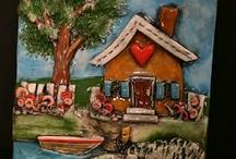 Art Ed. Clay Tile