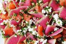 Lækker salat
