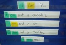 Kindergarten education ideas