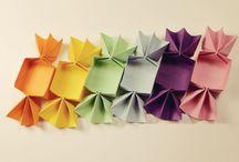 Origami formas
