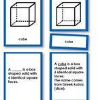 geometria montessori