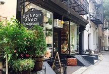 LIVING @ 175 BLEECKER STREET / 175 BLEECKER is located in the Heart of Greenwich Village.   Check out the cafes, restaurants, bars and uniques shoppes.