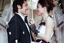 Wedding {Bold Black} *Wedding Photographers MN / Bernadette Pollard @ Dette Snaps *Wedding Photographers MN {facebook.com/DetteSnaps}