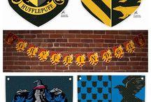 decoración Harry Potter