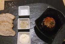 Presentación platos tradicionales