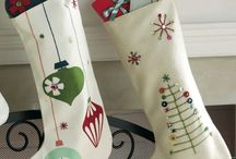 Χριστουγεννιάτικες κάλτσες