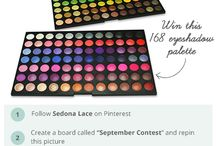 September Contest  / by Sedona Lace Friend Page