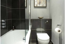 Toilet Ideas for small house / Small toilet bathshower