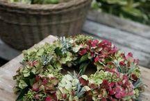 Květiny, aranžování