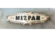 9ct gold mizpah
