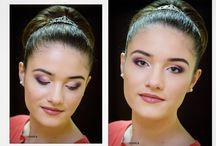 My make-up work / My make-ups