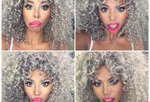 Ceniza hair