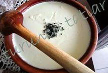 Nohuttan yoğurt mayası elfe etme