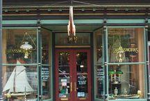 Retro Shopfronts and Facades