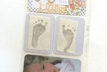 Baby PL or Scrapbook