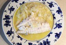 Recetas de pescado y marisco / Recetas de cocina elaboradas con pescado, marisco y otros productos del mar | Fish, shellfish and seafood recipes