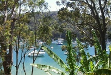 Pittwater NSW / Scenery