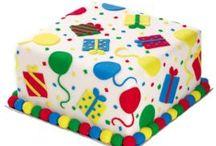 Unisex cake designs