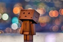 Danbo / The cutest robo eva!