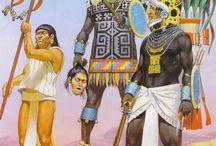 Ilustraciones México prehispánico