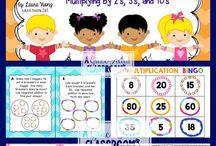 Teaching ideas / Maths