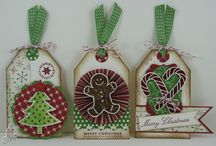 Stampin' Up! Dies & Framelits / Items made using Stampin' Up Dies & Framelits / by Nicole Stalker