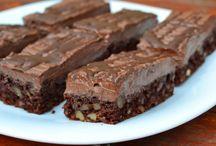 Csoki szelet liszt nélkül