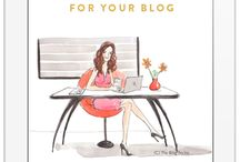 Blogger Resources / New to blogging? Here are some resources I've found helpful along the way!  / by Inspiralized