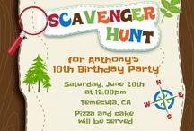 Chance birthday party