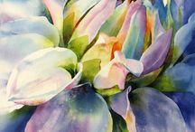 Kwiaty jak malowane