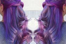 Peinados #FantasyColor / Peinados Fantasy Color