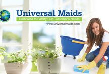 Update of Universal Maids. / This board is designed for updates from Universal Maids.